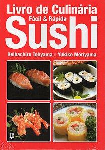 Livro de Culinaria Sushi - Facil & Rapida