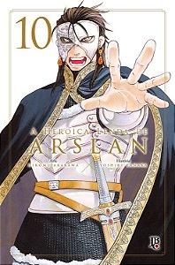 A Heroica Lenda de Arslan vol. 10 - PRÉ-VENDA