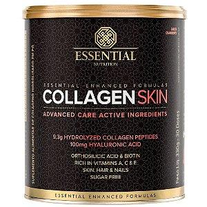 Colágeno Skin Cranberry - 330g | 30 porções - Colágeno Hidrolisado com Ácido Hialurônico