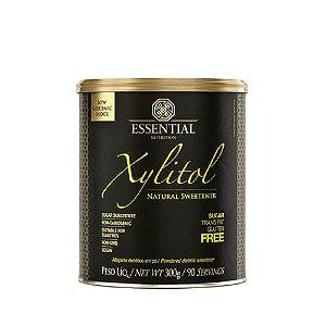 XYLITOL 300g | 90 doses de 3,3g - O sabor do açúcar com metade das calorias