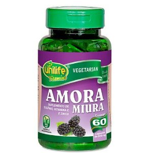 Amora Miúra com Vitaminas - Unilife