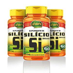 Silício - Unilife | 60 cápsulas