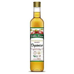 Vinagre De Maçã Orgânico 4.2% 500ml - Villa Rica