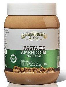 Pasta de Amendoim - Pura - 1kg