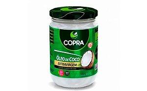 Óleo de Coco Extravirgem - 500ml