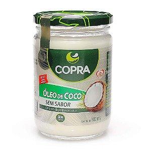 Óleo de Coco sem Sabor - 500ml