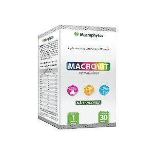 Macrovit - 350mg - 30 cápsulas