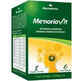 Memoriovit - 30 cápsulas