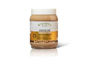 Pasta de Amendoim crocante com mascavo - 1kg
