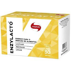 Enzylacto 30 sachês 2g - Vitafor
