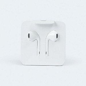 Fone De Ouvido Lightning Compatível iPhone 5 A 12 Pro Max