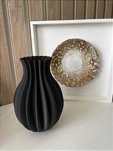 Vaso Gomos Decorativo 3D