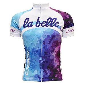 Camisa para Ciclismo Oggi La Belle Feminina