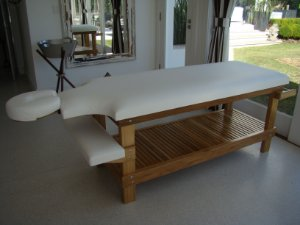 Mesa Para Massagem Oriental 195x75cm