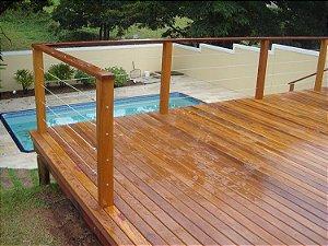Deck para Varanda