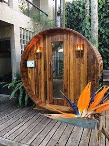 Sauna Panorâmica