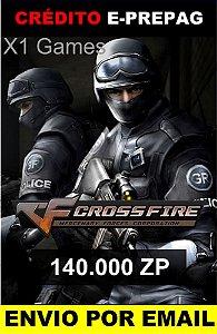 CROSSFIRE - 140.000 ZP