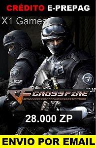 CROSSFIRE - 28.000 ZP
