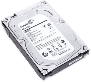 "HD Seagate Barracuda 4.0TB 3.5"" 5900RPM"