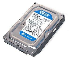 HD de Desktop Marcas 320 GB -  Novo