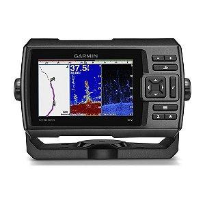 Busca Peixe Garmin Striker 7cv 7 Color Fishfinder Gps Track Sonar Nautico