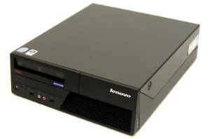 Computador Lenovo Thinkcentre Com Ssd 120gb / Core 2 Duo / 4gb