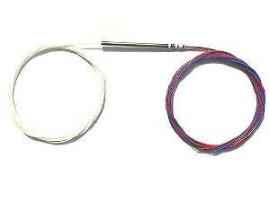 Splitter Fibra Óptica Desbalanceado 1x2 40-60 900um 2.0m
