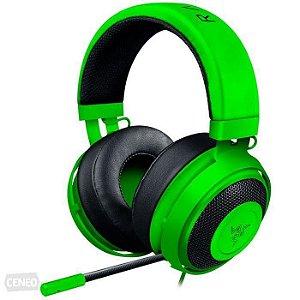 Fone de Ouvido Headset Profissional Razer Kraken Pro V2 - Verde