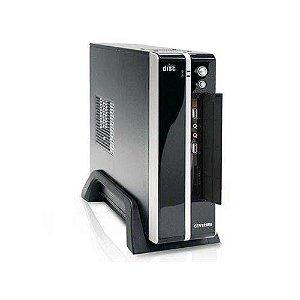 Computador slim centrium ideal para trabalho com SSD 120GB + 4GB RAM