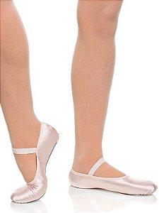 Sapatilha Spring Shoes em Cetim Capezio