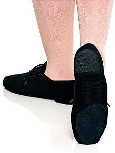 Sapato Oxford em Couro Capezio