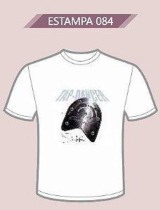 Camisetas de Sapateado Capezio (várias estampas)