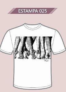 Camisetas de Jazz e Contemporâneo Capezio (várias estampas)
