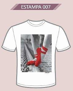 Camisetas de Ballet - Ponta Capezio