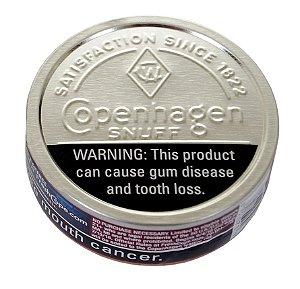 Copenhagen Fumo de Mascar