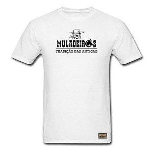 Camiseta Muladeiros Branca