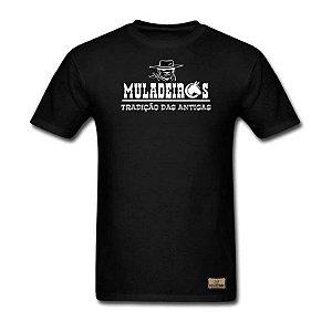Camiseta Muladeiros Preta