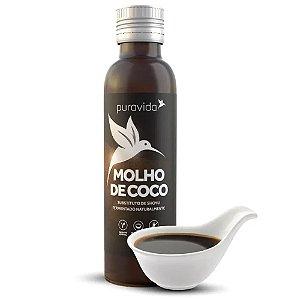 Shoyu Molho de Coco (300ml) - Puravida