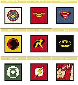 Quadros Decorativos de Super Heróis