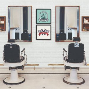 Coleção - Quadros para Barbearia