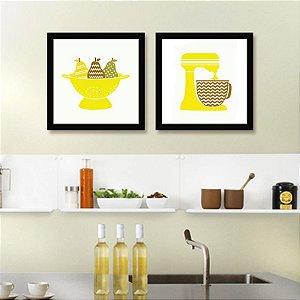 Coleção - Quadros de Cozinha
