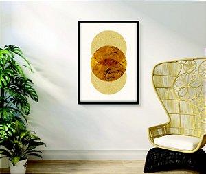 Coleção - Quadros Decorativos Abstrato