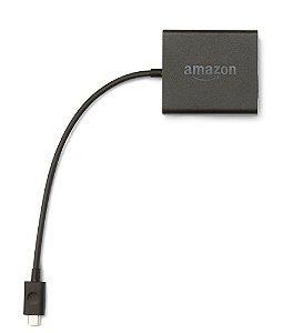 Adaptador Ethernet Amazon para Amazon Fire TV