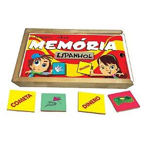 Memória Espanhol  (6anos ou+)