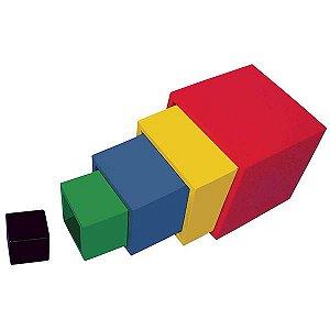 Cubo de Encaixe   (3anos ou+)