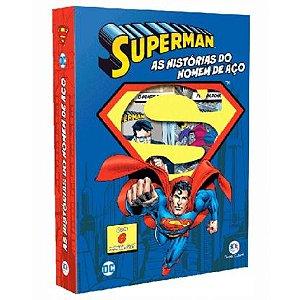 Box Cartonado - SUPERMAN - As Histórias do Homem de Aço