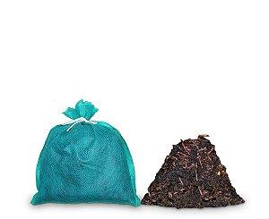 Minhocas Vermelhas-da-california para compostagem