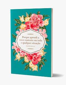 Caderno: Contentamento