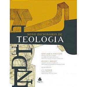 Novo Dicionario De Teologia / Sinclair Ferguson