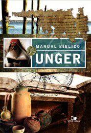 Manual Bíblico Unger / Merrill Frederick Unger - Editor
